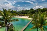 Palawan Beach on Sentosa Island, Singapore