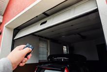 Garage Door PVC. Hand Use Remo...