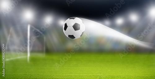 Obraz Fußball - fototapety do salonu