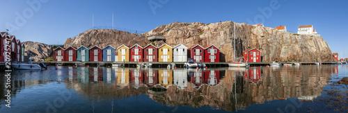 Foto op Canvas Europa Insel Smögen