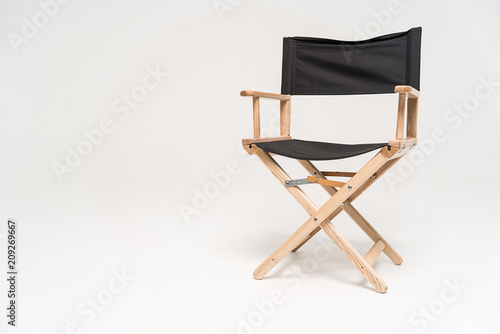 Photographie chair of the director