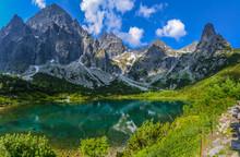 Dolina Kežmarskej Bielej Vody...