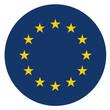 europe circle icon
