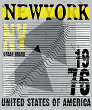 NYC, NEW YORK, Stock Vector Il...
