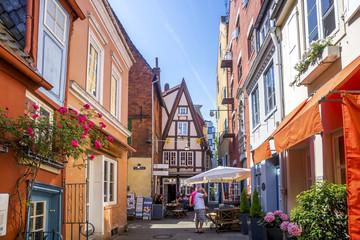 Bremen, Schnoor Viertel