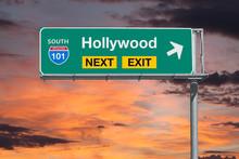 Hollywood Route 101 Freeway Ne...