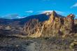 Teide peak, Tenerife