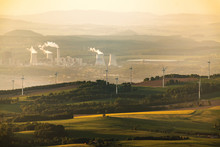 Coal And Wind Energy