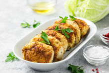 Healthy Vegetable Cutlets With...