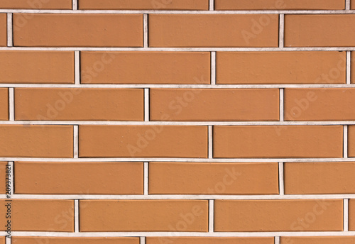 Foto op Plexiglas Wand The sample of brick wall texture background
