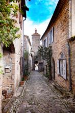 Ruelle Du Village Puycelsi, Ta...