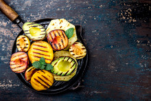GRILLED FRUITS. Grill Fruits -...