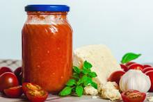 Salsa Di Pomodoro Al Formaggio...
