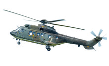 AS332 Super Puma Helicopter, I...
