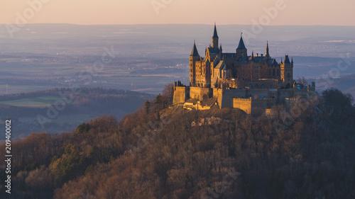 Hohenzollern Burg Canvas
