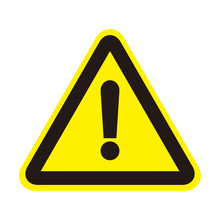 Attention Sign Icon. Warning S...