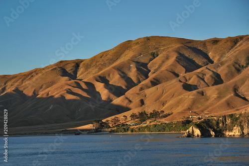 Fotografia, Obraz Impressive scenery of New Zealand