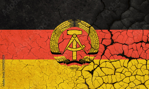 Fotografía  German Democratic Republic Crisis