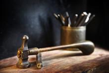 Vintage Hammer And A Hallmark ...