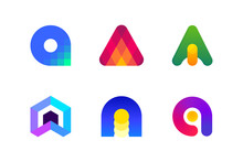 Modern Logo Template Or Icon O...