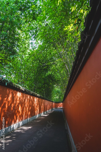 chinese, wall, avenue,