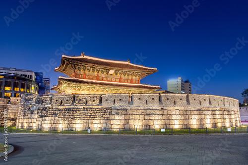 Foto op Aluminium Seoel Dongdaemun gate Seoul