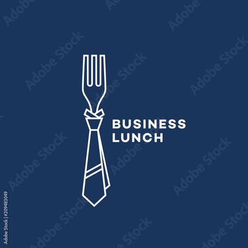 Fotografia Business lunch logo