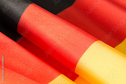 Germany  -    Flag Canvas Print