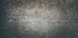canvas print picture - Metallplatte, Textur und Hintergrundgrafik grau, Breitbild