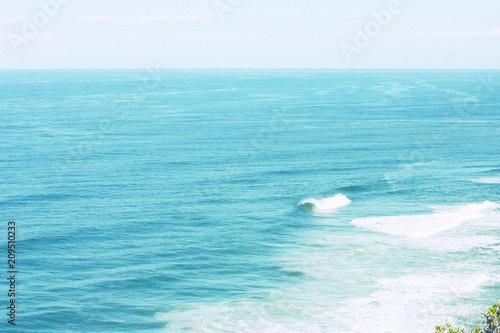 Tallows beach Byron Bay Fotobehang