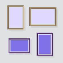 Lavender Photo Frames Decorate...