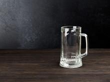 Empty Beer Mug, Large Empty Pi...