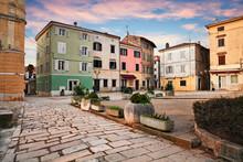 Porec, Istria, Croatia: Ancien...
