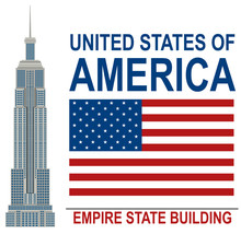 American Empire State Building...
