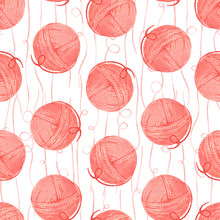 Seamless Pattern With Tangles ...