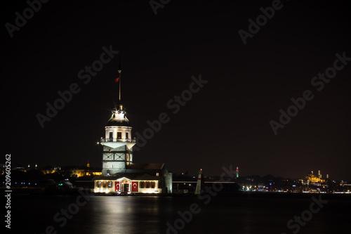 Kız Kulesi / İstanbul © MuhammedAli