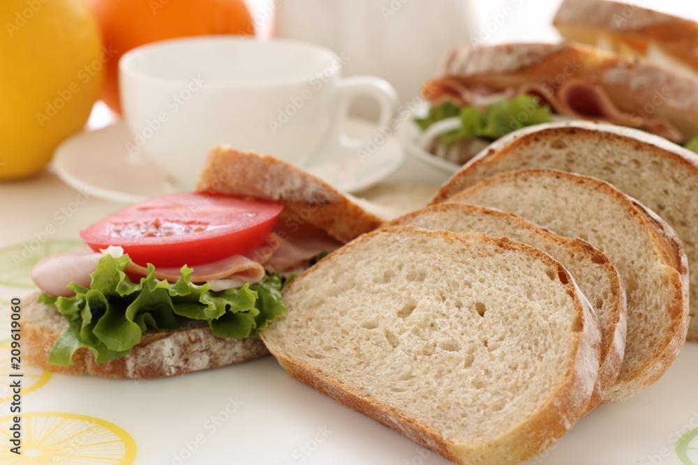 パン サンドイッチ