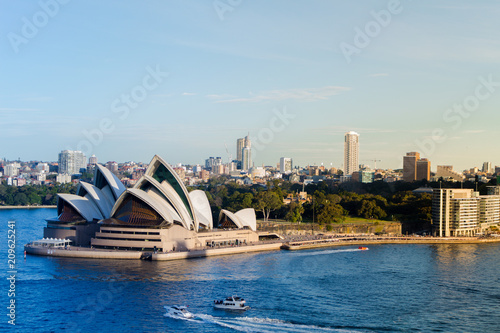 Canvas Print Sydney Opera House