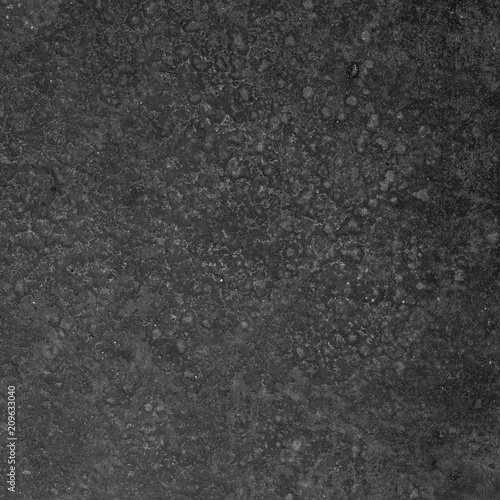 Tuinposter Stenen Black stone texture and background semless