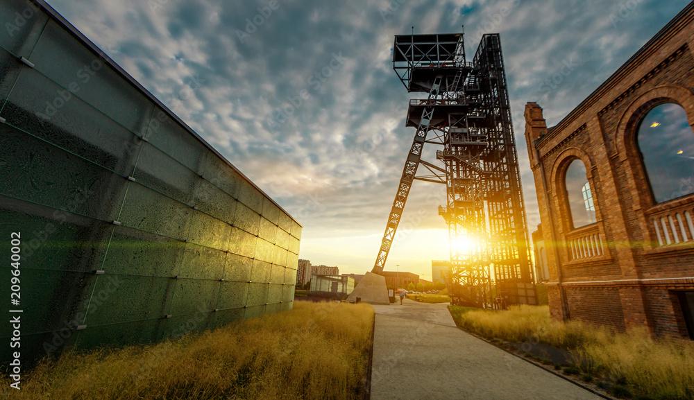 Fototapety, obrazy: Katowice, Nowa Architektura
