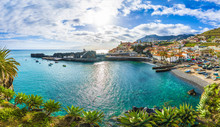 Camara De Lobos, Harbor And Fi...
