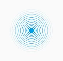 Circle Wave Effec
