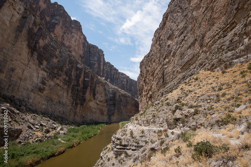 Santa Elena Canyon, Big Bend National Park, Texas #209705042