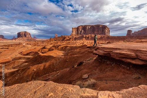 Foto  American wild nature