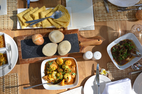 Photo Lunch, Océan Indien