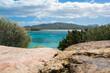 Bucht von Porto Cervo an der Costa Smeralda auf Sardinien