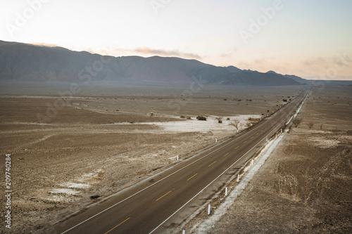 Keuken foto achterwand Zuid-Amerika land Nazca landscapes