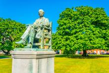 Statue Of William Edward Hartp...