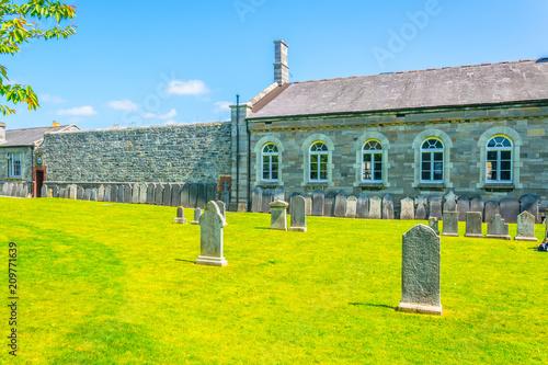 Tableau sur Toile Arbour Hill memorial in Dublin, Ireland