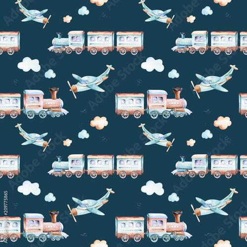 swiat-chlopcow-kreskowka-samolot-samolot